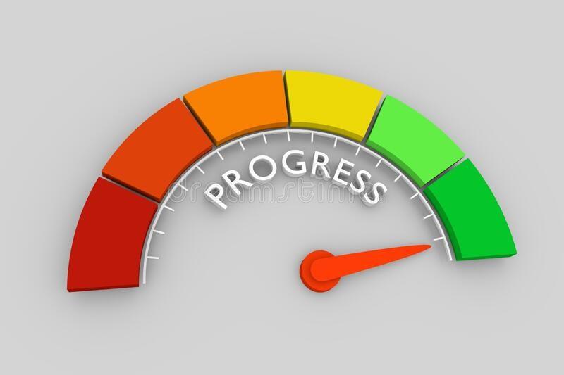 progress-measuring-device-color-tachometer-speedometer-icon-performance-measurement-symbol-scale-arrow-colorful-infographic-177784451